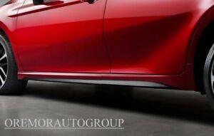 2018-2020 Camry SE, XSE Rocker Panel Applique Genuine Toyota Factory Accessory