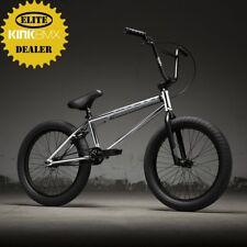 """2019 Kink Gap 20.5"""" BMX Bike (Chrome) Complete BMX Bike"""