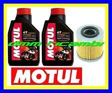 Kit Tagliando PIAGGIO X10 350 12>13 + Filtro Olio MOTUL 7100 15W/50 2012 2013