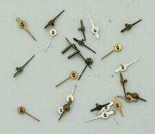 Spares 25x Small seconds sub dial watch hands watchmakers repairs spares parts