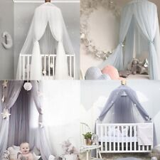 Dome Princess Bed Canopy Mosquito Net Child Tent Curtain Baby Girl Room 240x60cm