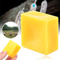 Organic Beeswax Cosmetic Grade Filtered Natural Pure Bees Wax Bars 50g 105g L6P0