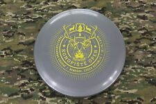 Discmania Limited Edition Shimmer S-Line Fd2 Konopiste Fundraiser (Grey-Yellow)