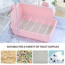 Small Pet Toilet Pet Pan Pet Litter Box Bathroom Bath Open Training Tray Hamster