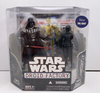 NEW | Star Wars Droid Factory DARTH VADER & K-3PX Walmart Exclusive 2 of 6
