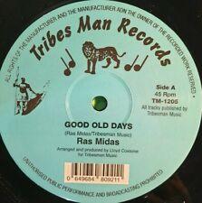 "GOOD OLD DAYS/ GOOD OLD DUB RAS MIDAS - Vinyl (12"")"