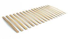 Ticaa Lattenrost Rollrost mit Federleisten Birke 90 x 200 cm NEU