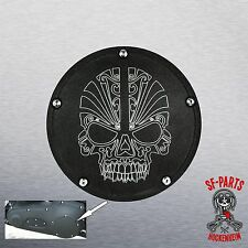 Kupplungsdeckel / Derby Cover für Harley Davidson Softail / Big Twins bis 2006