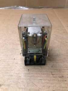 OMRON G4Q-212S Ratchet Relay 12/24VDC 100/200VAC