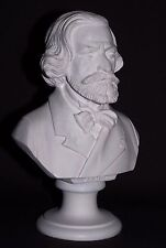 Composer Giuseppe Verdi Sculpture bust piano display size 15 cm, made in Sydney.