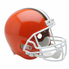 CLEVELAND BROWNS 75-05 THROWBACK NFL FULL SIZE REPLICA FOOTBALL HELMET