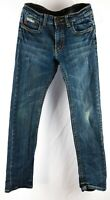 Seven Womens Sz 12 Dark Wash Skinny Jeans