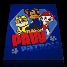 133x95cm Paw Patrol Spielteppich Kinderteppich Kinder Teppich Kinderzimmer Blau