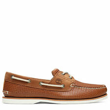 Timberland Classic 2-Eye tan boat shoe size 7-12