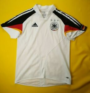 Germany kids jersey 13-14 years 2004 2006 home shirt soccer Adidas ig93