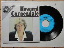 Schallplatte  ST45 Vinyl. Howard Carpendali