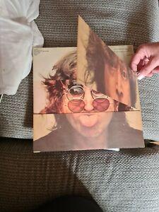 John Lennon - Vinyl LP (1974): Walls And Bridges. Rock, Beatles.