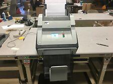 Fpi 600 Formax Fd 6102 2-Station Tabletop Folder Inserter System! 2k Count!