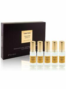 Tom Ford Tobacco Vanille Unisex Perfume EDP 12 ml 100% original free shipping