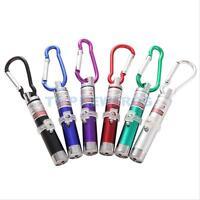 3in1 Gatto Cane Divertimento Puntatore Rosso Luce Lazer LED Training Torcia Pen