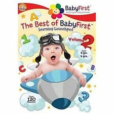 Best of BabyFirst - Learning Launchpad (DVD) SHIPS FAST NO CASE NO ART EXCELLENT