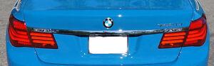 BMW F01 F02 LCI 7 Series 2013+ LED Euro OEM Taillight Set Of 4 Retrofit Kit New
