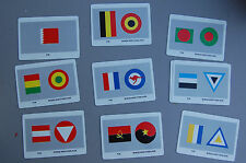 MINT International Military Aircraft Markings Cards
