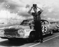 1960 Nascar Driver RICHARD PETTY Glossy 8x10 Photo STP Race Car Print Poster