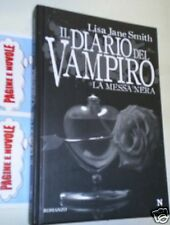 l. j. smith IL DIARIO DEL VAMPIRO la messa nera 1 ed