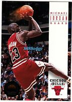 1993-94 SKYBOX SERIES 1 BASE CARD #45: MICHAEL JORDAN - 10 TIMES SCORING TITLES