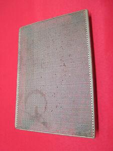 1958 CHEVY CHEVROLET IMPALA BELAIR NOMAD DASH SPEAKER GRILLE