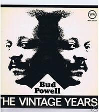 LP BUD POWELL THE VINTAGE YEARS