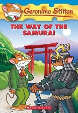 The Way of the Samurai (Geronimo Stilton-ExLibrary