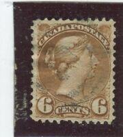Canada Stamps Scott #39 Used,Fine-VF+ (X6062N)