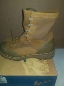 Danner 15660X USMC Desert RAT Temperate Weather Military Boots Mojave