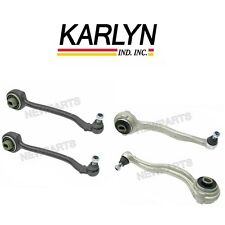 For Mercedes R171 W203 C240 C320 Front Lower & Upper Control Arms KIT Karlyn