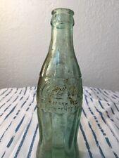 Coca Cola Hobbleskirt Bottle Dec 25, 1923 Type: New York, Coke