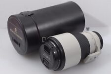 MINT- MINOLTA AF 80-200mm f2.8 APO HIGH SPEED G LENS FOR SONY A MOUNT, CASE+HOOD