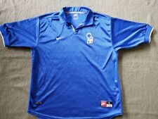 ITALY NATIONAL TEAM 1997/1998 HOME FOOTBALL SHIRT MAGLIA NIKE L SIZE