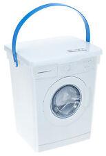 Waschpulverbox Waschmittelbox 5 l Waschmitteldose Waschmittelbehälter