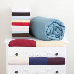 1000 Thread Count Egyptian Cotton Best 5 PC Duvet Cover Set AU Sizes All Colors