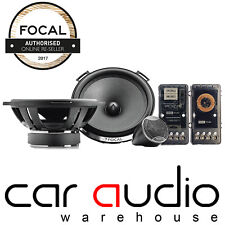 "Focal PS165V Expert 6.5"" 17cm 160 Watts Component Car Stereo Mid Tweet Speakers"