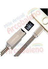 Card Reader IPHONE 6 7 e 8 iDragon Lightning Cable + MicroSD Memory USB ADAPTE