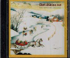 CHET ATKINS C.G.P. - EAST TENNESSEE- CHRISTMAS - NEW SEALED CD