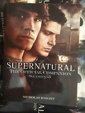 Supernatural: The Official Companion Season 3 (Supernatural)