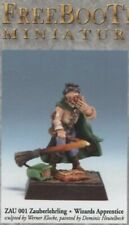 Freebooter's Fate Sorcerer's Apprentice Wizard Apprentice Miniatures ZAU 001