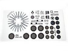 STICKERS for LEGO 10179  4504 7965 7778 Millennium falcon custom builds CLEAR