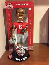 Ohio State Buckeyes  Bobblehead 2014 Nat Champions Evan Spencer #6 Sold Out