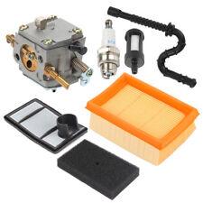 HS-274E Carburetor Air Filter Fuel Line Filter Spark Plug for STIHL TS400 Saws