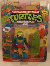 Teenage Mutant Ninja Turtles TMNT 1992 - Skateboardin' Mike Michaelangelo (MOC)